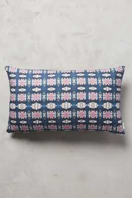 "Twinkling Geo 20"" Multi Pillow - With insert - Anthropologie"