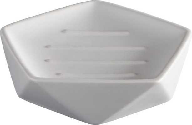 Kastor soap dish - CB2