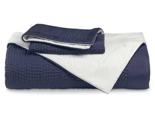 Silk Pickstitch Bedding (Quilt) - Williams Sonoma