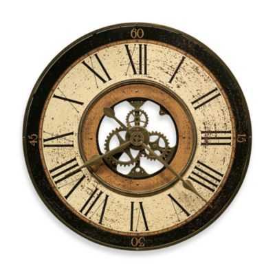 32-Inch Gallery Wall Clock - Bed Bath & Beyond