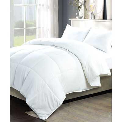 Down Alternative 3 Piece Comforter Set - queen - Wayfair