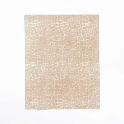 Python Printed Wool Rug 8' x 10' - West Elm