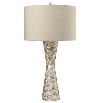 "Waisted 37"" Table Lamp - Wayfair"