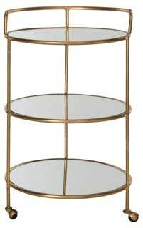 Dominkika Bar Cart - One Kings Lane