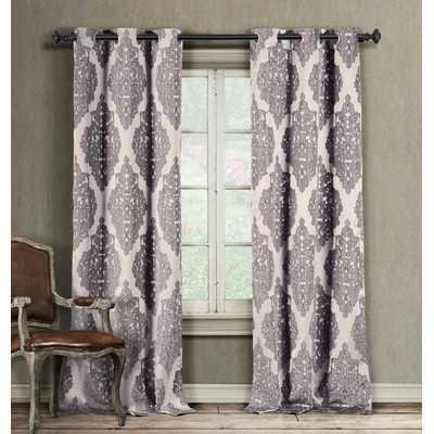 "Catilie Curtain Panelby DR International - Set of 2 - 84"" L x 35"" W - Wayfair"