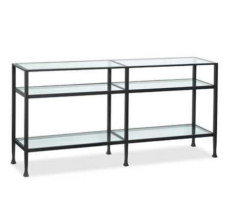 TANNER LONG CONSOLE TABLE - Pottery Barn