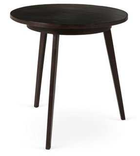 Delilah Round Side Table - One Kings Lane