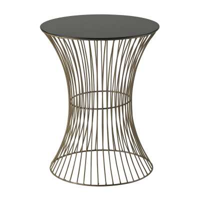 CURVED DRUM TABLE - Rosen Studio