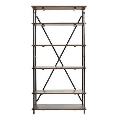 Toulouse Tall Bookcase - Ballard Designs