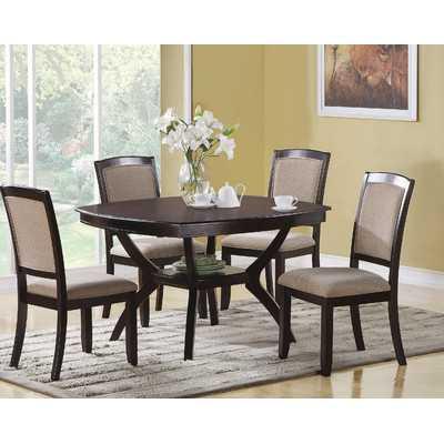 Christine Pedestal Dining Table - Wayfair