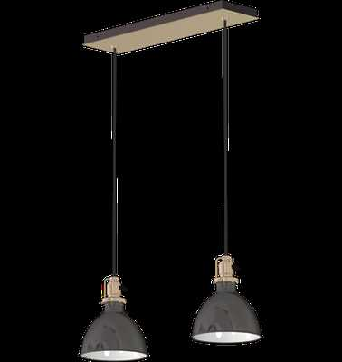 MCCOY 2-LIGHT MULTIPENDANT - Rejuvenation