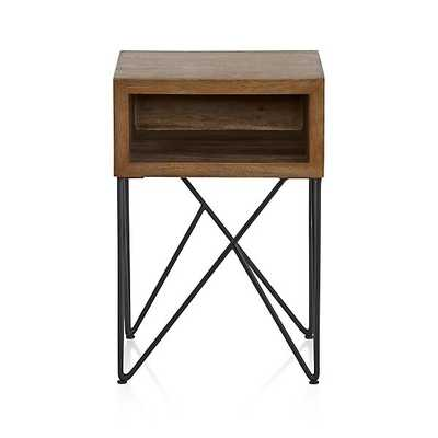 Dixon Side Table - Crate and Barrel
