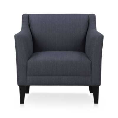 Margot Chair - Midnight - Crate and Barrel