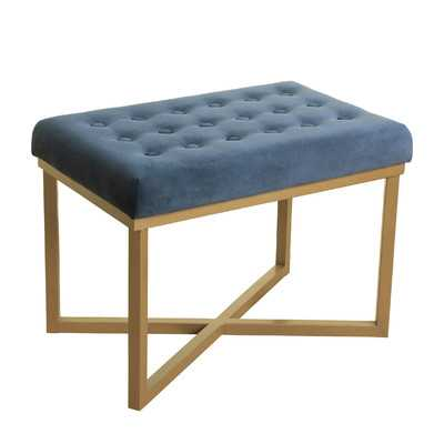 Rectangular Ottoman - Wayfair
