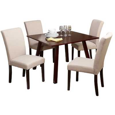 Laurel 5 Piece Dining Set - Wayfair