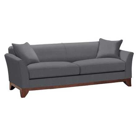 "Greenwich Upholstered Sofa -GRAND SOFA 96"" - Pottery Barn"