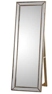 Abbyson Living Cosmic Rectangle Floor Mirror - Wayfair