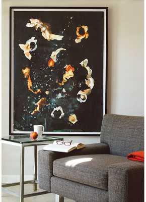 Fantasia No. 2 - 35x46, Black frame - ddeditions.com