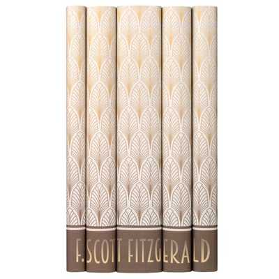 F. SCOTT FITZGERALD ART DECO SET - juniperbooks.com