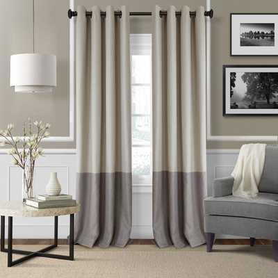 "Braiden Blackout Single Curtain Panel - 95"" x 52"" - AllModern"