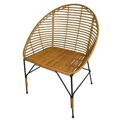Linear Weave Lounge Chair - Target