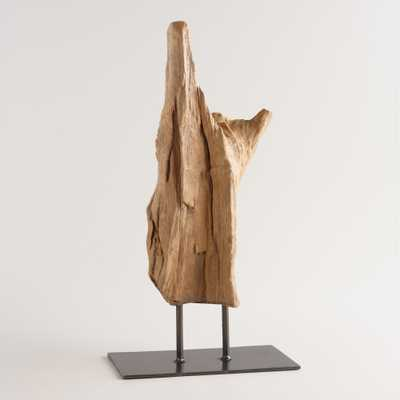 Driftwood on Stand - World Market/Cost Plus