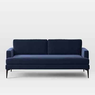 Andes Sofa - Ink Blue - West Elm