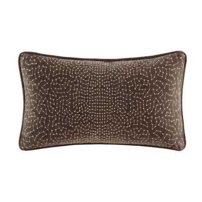 Eclipse Cotton Lumbar Pillow - AllModern