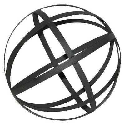 """Thresholdâ""""¢ Metal Orb- medium - Target"""