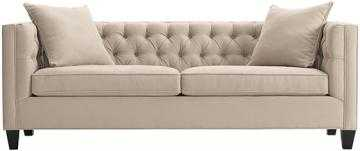 LAKEWOOD TUFTED SOFA - Home Decorators