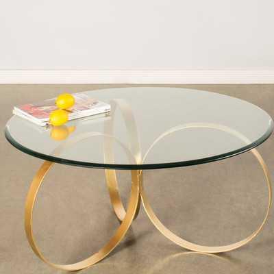 Sienna Coffee Table - Wayfair