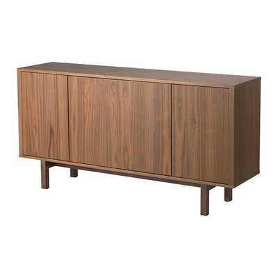STOCKHOLM Sideboard, walnut veneer - Ikea