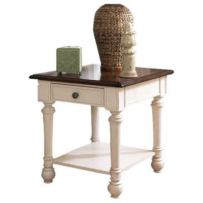 Promenade End Table - Wayfair