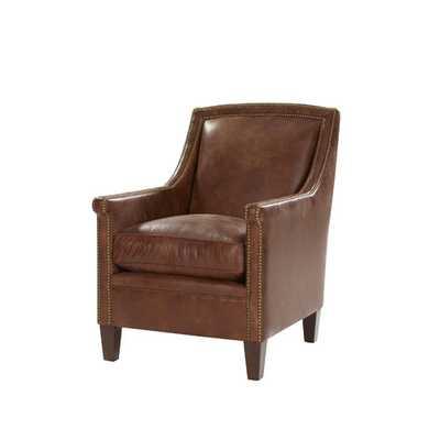 Santa Fe Leather Chair by Leathercraft - Wayfair