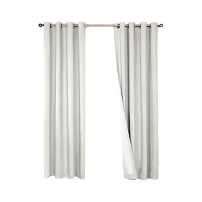 Nantucket Grommet Single Curtain Panel - AllModern