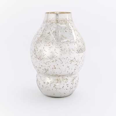 Curved Mercury Vases - West Elm