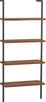 Helix acacia bookcase - CB2