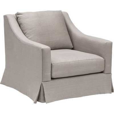 Lily Swivel Chair - High Fashion Home