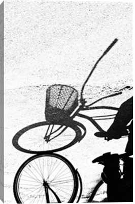 """Bicycle - 32"""" x 48"""" - Unframed - Photos.com by Getty Images"""