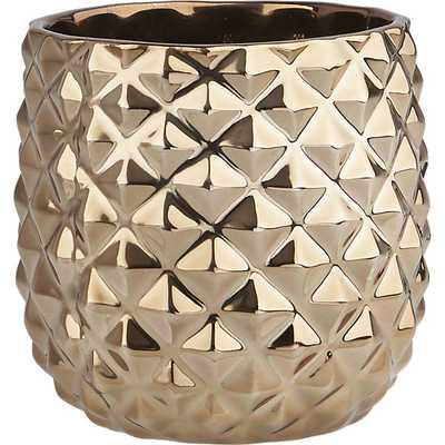 Colada pineapple vase - CB2