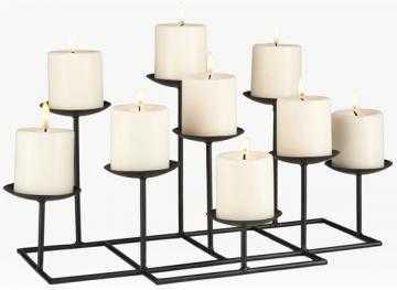 Nine Candle Candlebra - Home Decorators