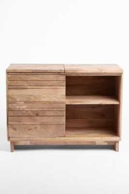 4040 Locust Wooden Media Console  /Brown - Urban Outfitters