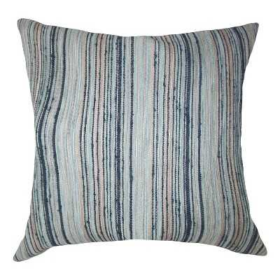 The Pillow Collection Casual Stripe Decorative Pillow - Target