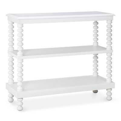 Jenny Lind 2 Shelf Bookcase - Home Meridian-White - Target