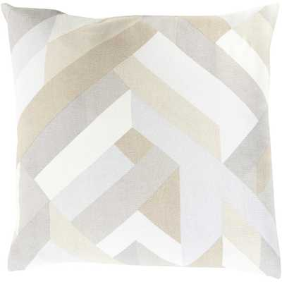 "Mason Throw Pillow - 20"" x 20""- with insert - AllModern"