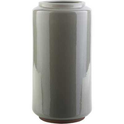 "12""H Table Vase - Grey - AllModern"