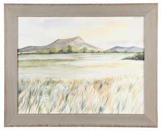 Landscape by Alison Trowell- 26x21 - Framed - One Kings Lane