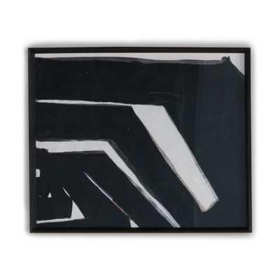 "AMPHITHEATER 2 - 21"" H x 25"" W - Framed - Dwell Studio"