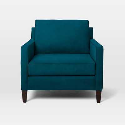 Heath Chair,  Lagoon - West Elm