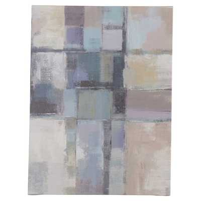 Angelina Painting Print on Wrapped Canvas-Unframed - AllModern